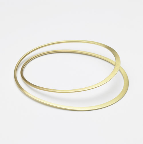 Bangles Double Oval